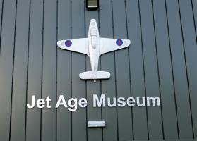 Club Weekly Meeting - Outside Visit - Jet Age Museum Staverton