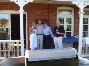 Garden Party at Margaret Crowe's - July 22nd 2012