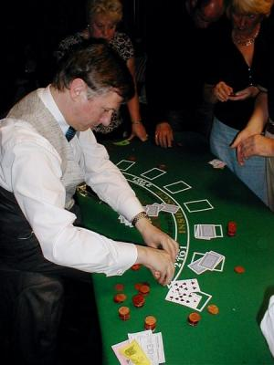Charity Casino Night - April 2006