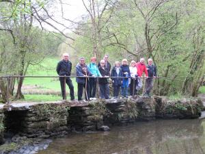 May social walk in the Lyth Valley