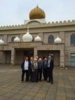 Visit to the Glasgow Gurdwara