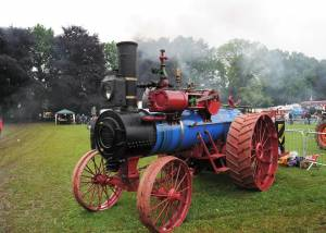 Abergavenny Steam Rally 2012