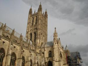 Canterbury Cathedral &Time Capsule February 2009
