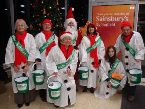 Macmillan Cancer Support - December 2014