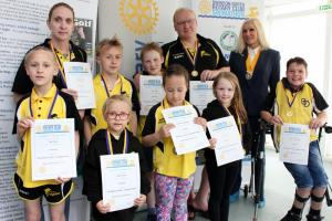 Grand Charity Swimathon 2017 - Funds raised