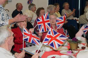 Senior Citizens Tea Party 2014