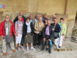 Visit from Odal Rotary Club, Norway