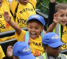 Long live Rotary and Kids Out!