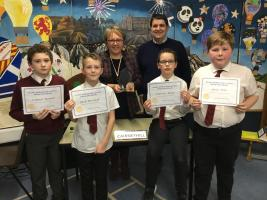 2019 Primary School Quiz