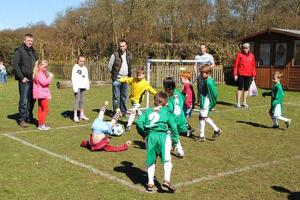 Dropmore Football Festival 2013