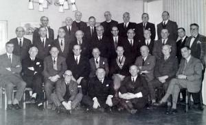 Photo Gallery - Penzance Rotarians through the decades.