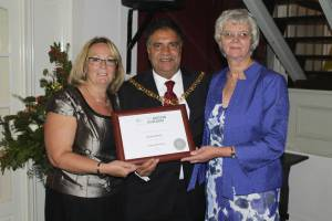 Britain in Bloom Award
