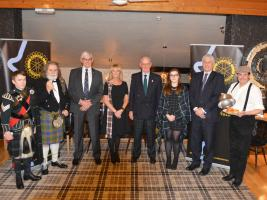 29 January 2015 Burns Supper
