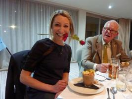 Special Valentines Dinner Meeting at The Red Lion Whittlesford Bridge