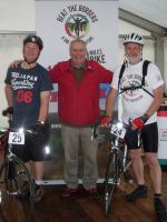 30 August 2014 Beat the Borders Challenge for CHAS