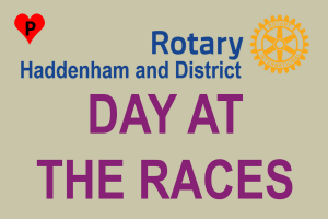 THURSDAY 3 October: Day at Warwick Races