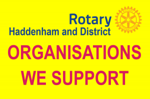 The organisations we support