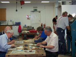 Annual visit to Tools For Self Reliance Milton Keynes  Tuesday 21st May 2019