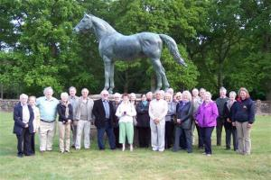 Visit to Sandringham Stud 16th May 2011
