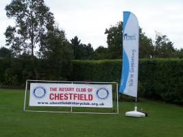 Charity Golf Day 20th September 2013