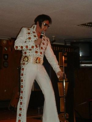 Suspiciously Elvis
