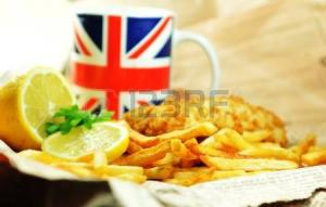 Fish and Chips Evening - Ocean Fish Bar
