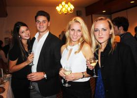 Rotaract Club of St Andrews Wine & Cheese Welcome Party 2014