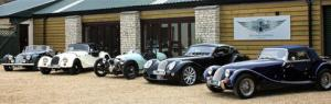 Visit to Morgan Motor Company, Great Malvern, Worcestershire - 11 March 3013