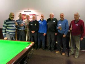 Triam Snooker Dec 2014