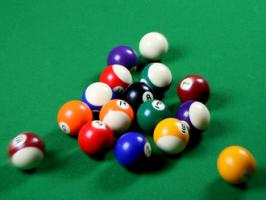 Snooker and Pool evening