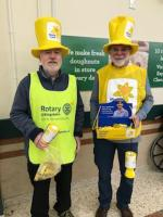 £634 raised for Marie Curie's Great Daffodil Appeal