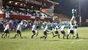 Rugby - Club International between Scotland and Ireland at Netherdale
