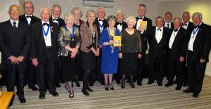 80th Charter Anniversary Celebration - 17th April 2015