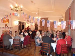 111th birthday of Rotary Celebration by Twickenham RC - February 2016