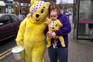 £1 513.85 raised for Children in Need
