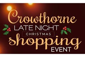 Crowthorne Late Night Shopping