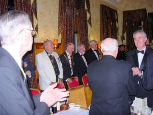 The Rotary Club of Dunoon 50th Charter Dinner