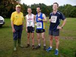 Burnham Beeches 10k Run 2012