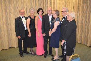 Rotary Club of Formby Charter Night