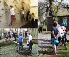 RYLA Weekends at White Hall Education Centre