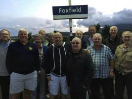 Visit to Foxfield