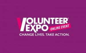 May 8 and 9 The UK online Volunteer event of the year!