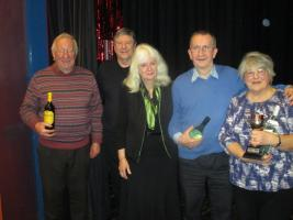 The Winning Team, St Barnabas Church A