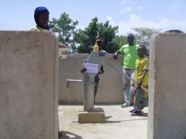 Gamboura Water Project -