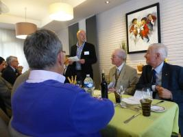 Visit to Rotary Douai - Oct 2016