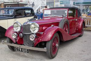 History of Alvis Cars