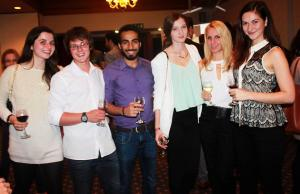 Rotaract Welcome Wine & Cheese Party 2015