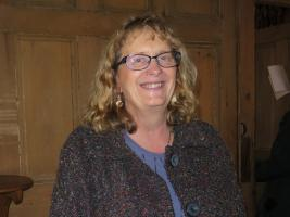 Ruth Thomas Joins Oswestry Rotary Club