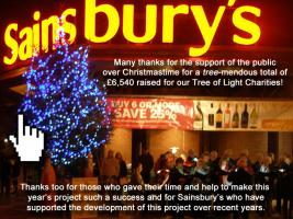 Tree of Light 2014 - Record Results for 2014!