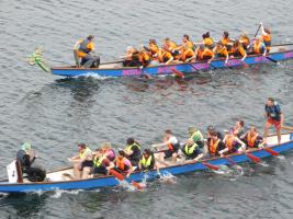 2016 Dragon Boat places and timings